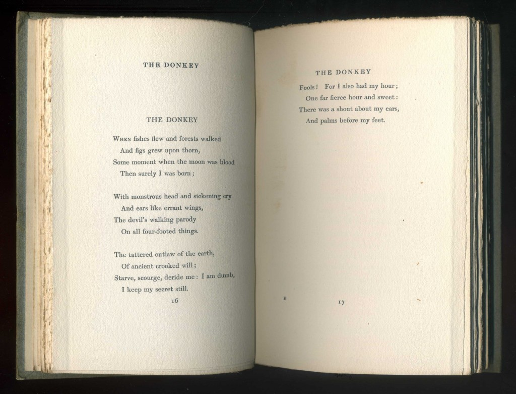 The Wild Knight and other poems by G K Chesterton | Cox & Budge ...