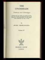 The Upanishads, A Fourth Selection