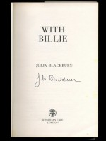 With Billie (Signed copy)