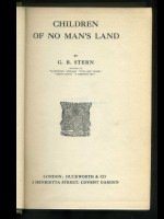 Children of No Man's Land