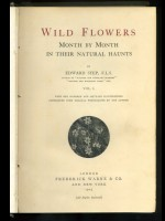 Wild Flowers Month by Month, Volume 1
