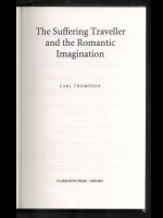 The Suffering Traveller and the Romantic Imagination