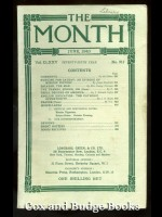 The Month Vol CLXXV, No. 912, June 1940