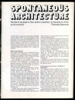 Architectural Association Quarterly, Vol 1, No 3, July 1969